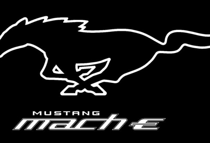 Ford Mustang Mach-E : images volées #1