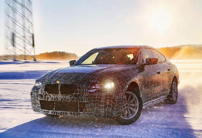 La BMW i4 révèle ses détails techniques #1