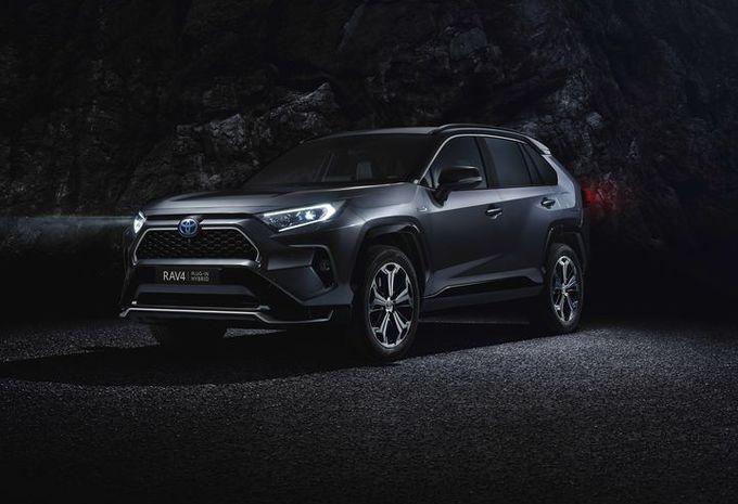 Toyota RAV4 Plug-in-Hybrid : rechargeable #1