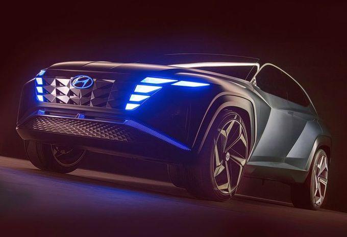 Hyundai Vision T : futur Tucson en vue #1