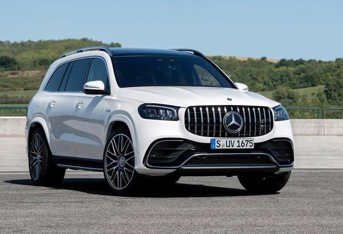 Mercedes-AMG GLS 63: sportieve luxe of luxueuze sportiviteit? #1