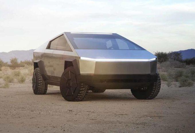 Tesla Cybertruck : ceci est un pick-up #1