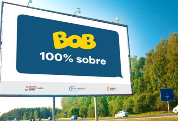Nouvelle campagne Bob : abstinence totale #1