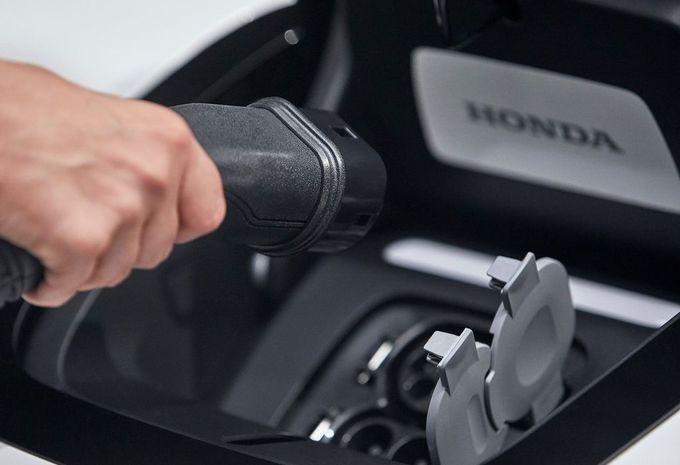 Honda: een onbekend tweede elektrisch model #1