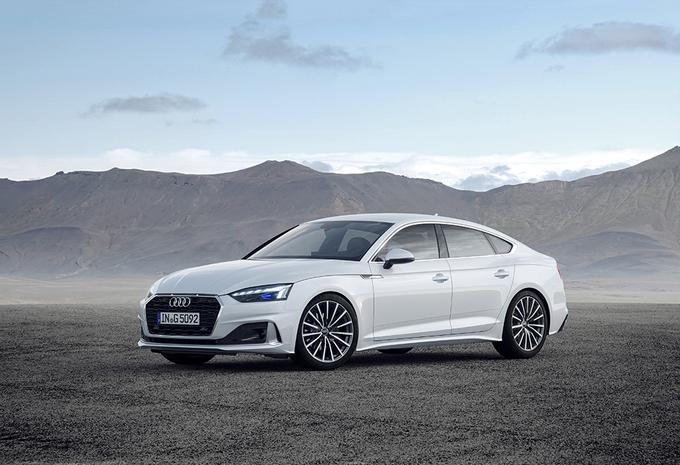 Audi A4 & A5 facelift: nu ook als g-tron op CNG #1