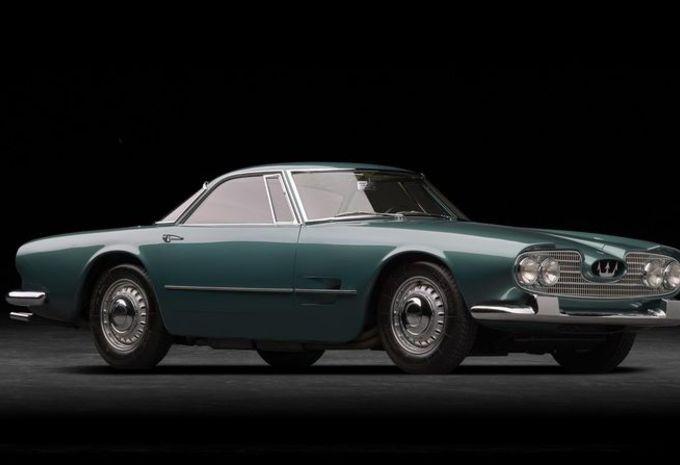 Maserati 5000 GT viert zijn 60ste verjaardag #1