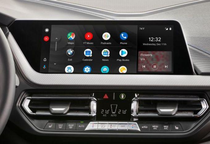 Android Auto enfin adopté par BMW sans fil #1