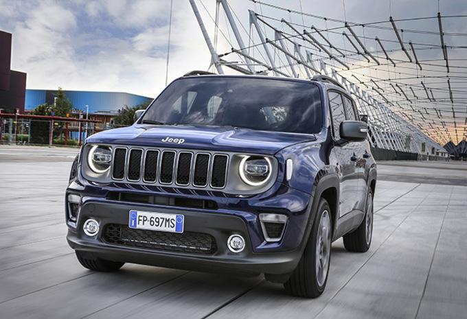 Jeep prépare un mini Renegade #1