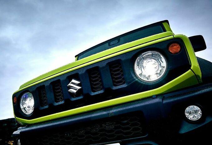 Suzuki : hybride pour tous, sauf le Jimny #1