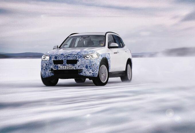 BMW iX3 : autonomie de plus de 400 km #1