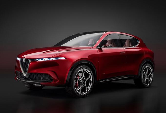 10 sterren voor 2020: Alfa Romeo Tonale - AutoGids
