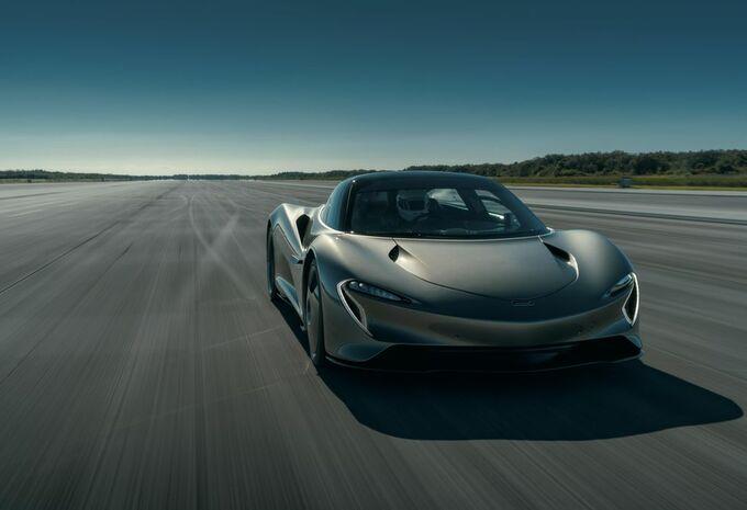 McLaren Speedtail : plus de 30 fois au-delà des 400 km/h #1