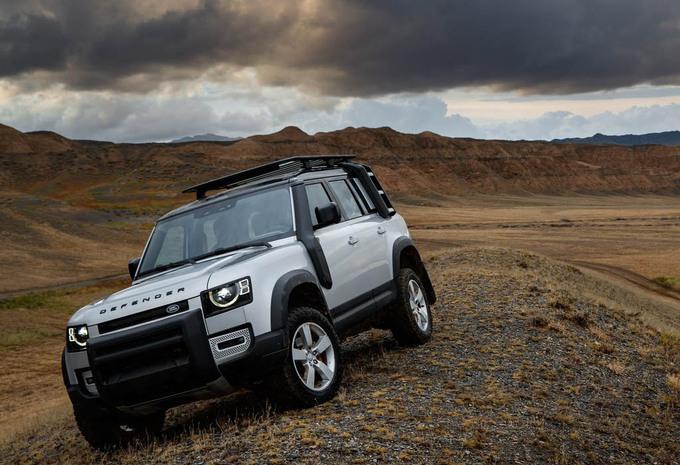 10 étoiles pour 2020 : Land Rover Defender #1
