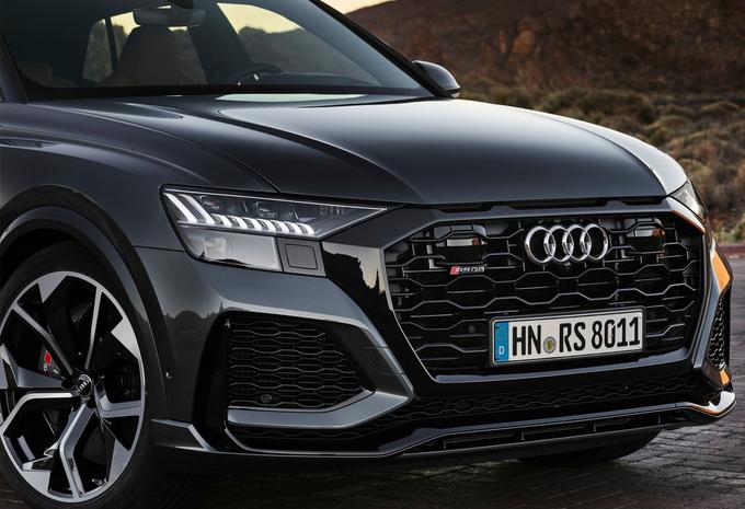 Salon auto 2020: Audi (Palais 11) #1