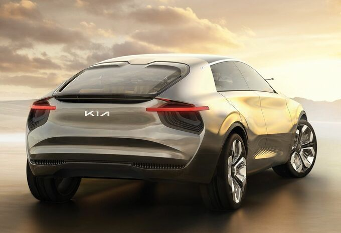 Kia: elektrische berline in 2021 #1