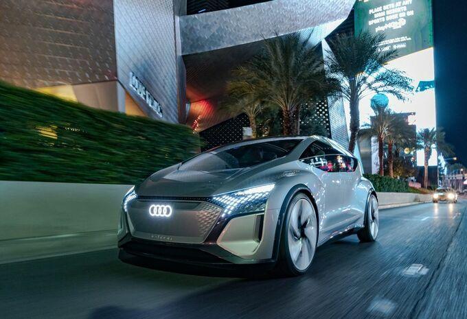 Audi op CES 2020: geconnecteerde intelligentie en 3D-weergave #1