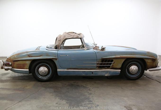 Hoeveel zou jij betalen voor dit Mercedes-wrak? #1