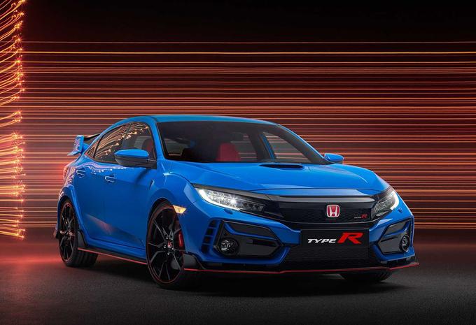 Honda Civic Type R krijgt mini-update voor 2020 #1