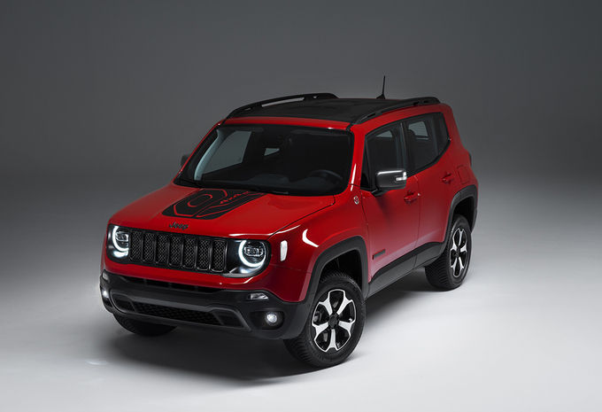 Jeep Renegade 4Xe : hybride rechargeable #1