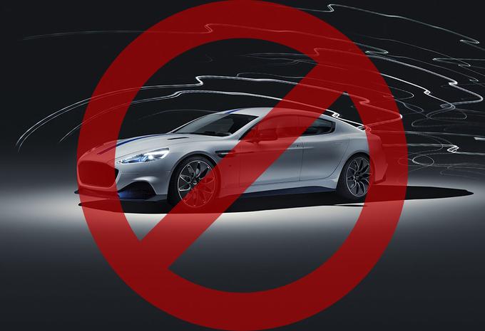 RIP: Aston Martin Rapide E is geannuleerd #1