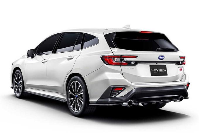 Levorg STI Sport is de Subaru die we willen #1