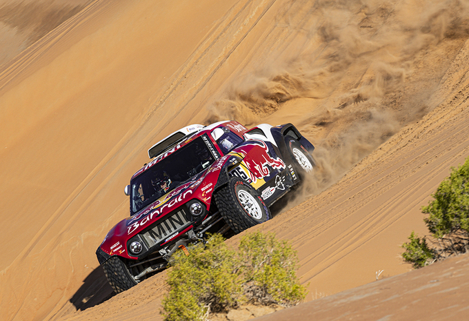 Dakar 2020: Sainz winnaar, Colsoul 7e en Alonso 13e #1
