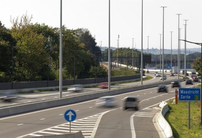 Un quart des routes wallonnes font trop de bruit #1