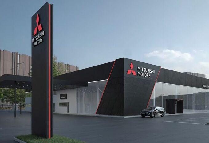 Inval bij Mitsubishi in het kader van Dieselgate #1