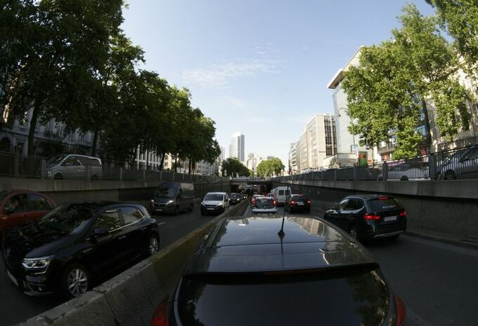 VRT: 20 procent minder verkeer doet files verdwijnen #1