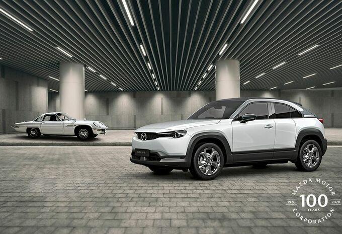 Mazda a 100 ans : voici son histoire #1