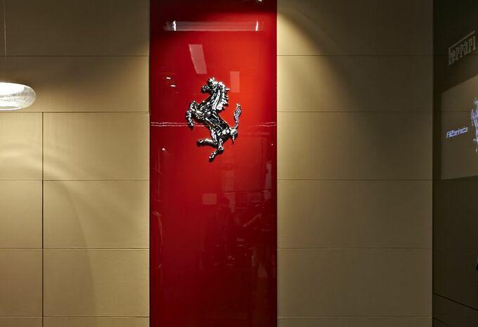 Ferrari au tribunal contre une fondation Purosangue #1