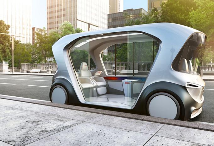 Bosch est prêt à lancer une voiture autonome dès demain #1