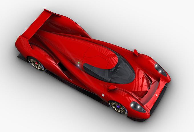 SCG toont de Glickenhaus 007, de hypercar waarmee ze Le Mans willen winnen #1