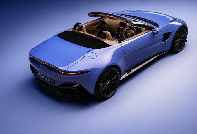 Aston Martin Vantage Roadster is eindelijk klaar #1