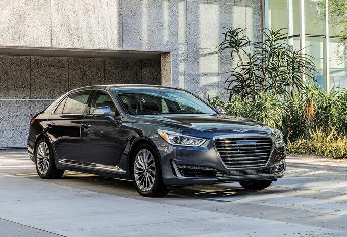 JD Power 2O20: auto's steeds betrouwbaarder, Genesis en Lexus scoren het best #1