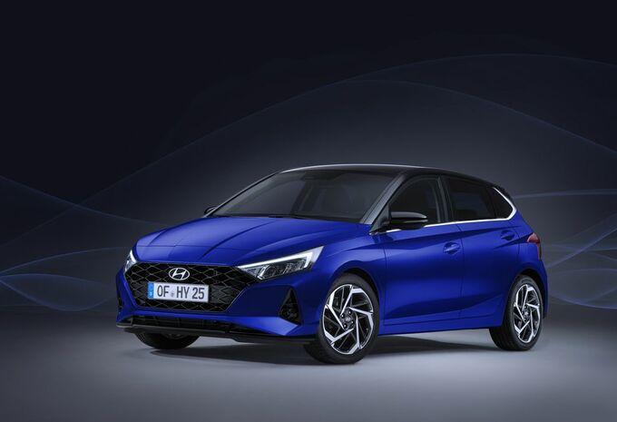 Hyundai i20 : stylée et geek #1