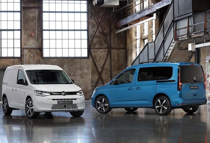 Volkswagen Caddy : en attendant le Life et le Maxi #1
