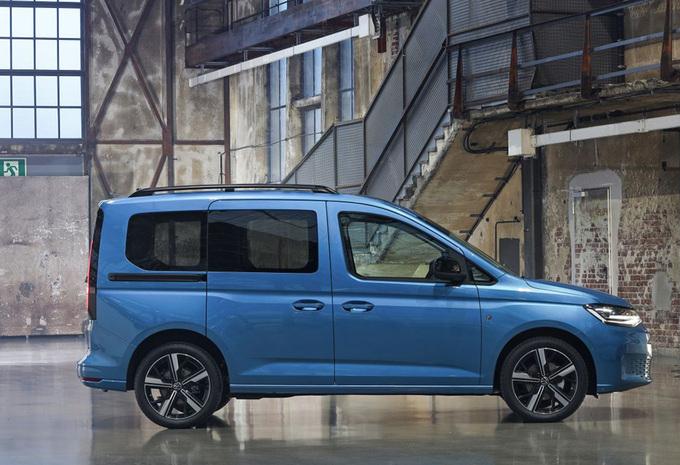 Foto's Volkswagen presenteert nieuwe Caddy, de Life en ...
