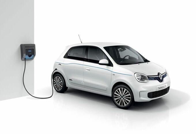 Renault Twingo nu ook als elektrische ZE #1