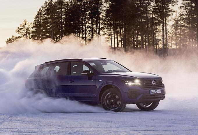 Volkswagen Touareg R vertrouwt op plug-in-power #1