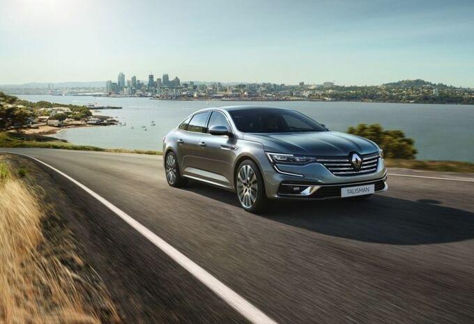 Renault Talisman : opération reséduction #1