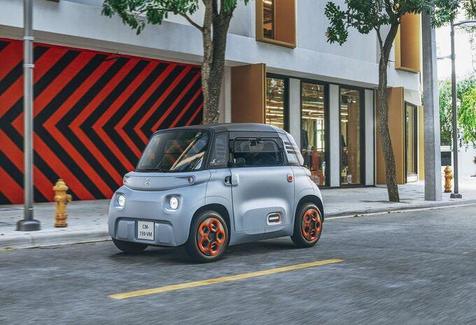 Citroën Ami : électrique sans permis #1