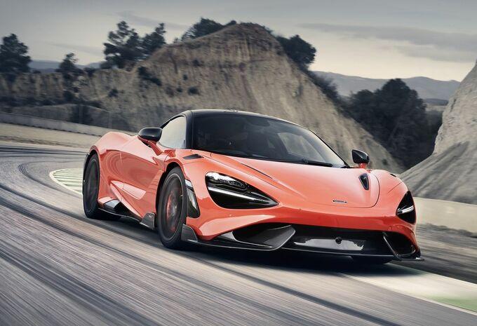 McLaren 765LT : la quête de performance #1
