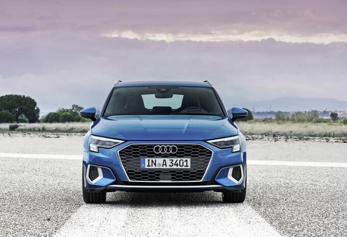 L'Audi A3 Sportback abat ses atouts traditionnels #1