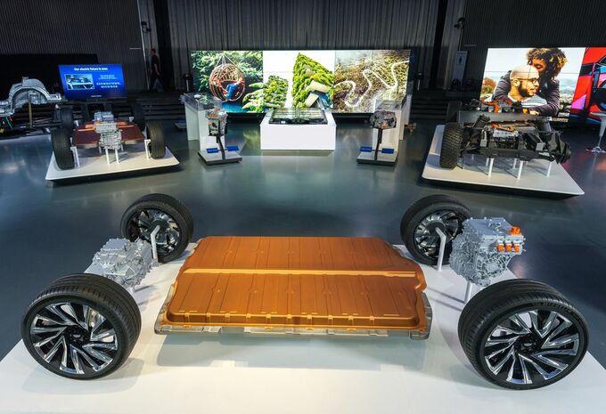 General Motors : batterie à 645 km d'autonomie #1