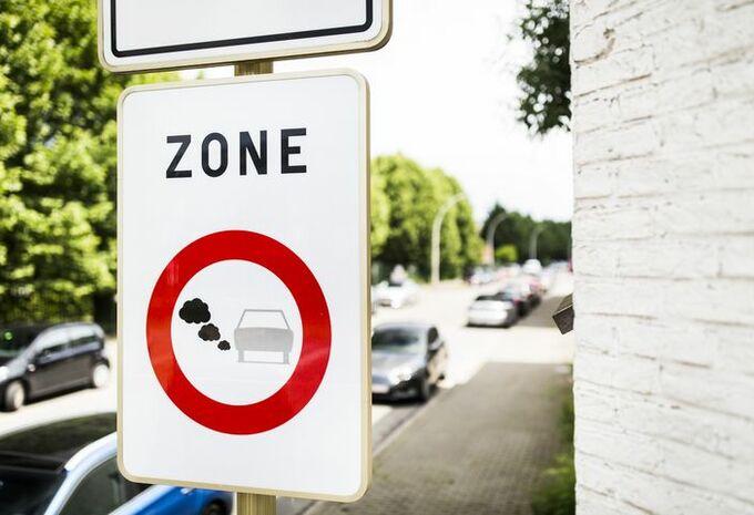 Anvers, Bruxelles et Gand suppriment les LEZ à cause du coronavirus #1