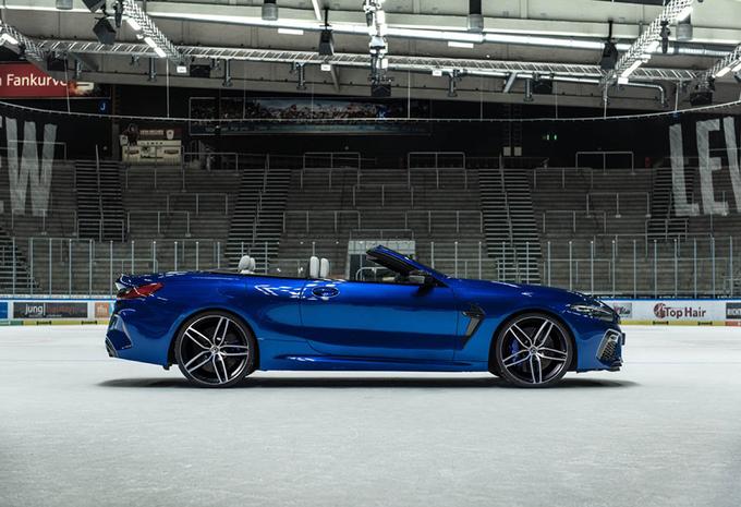 G-Power M8 Cabrio doet dromen van een zomer met 820 pk #1