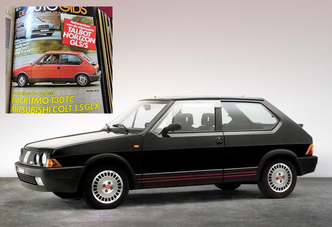 Wat vond (De) AutoGids in 1984 van de Fiat Ritmo Abarth 130 TC? #1