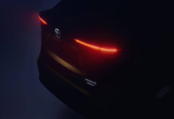 Fuite : ce que Toyota et Lexus nous préparent #1