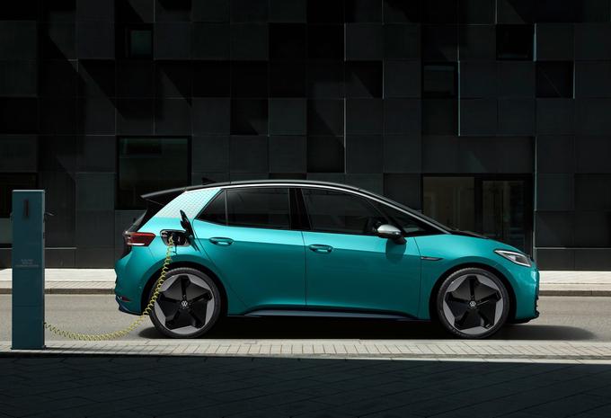 Volkswagen reconnaît des difficultés de développement pour l'ID.3 #1